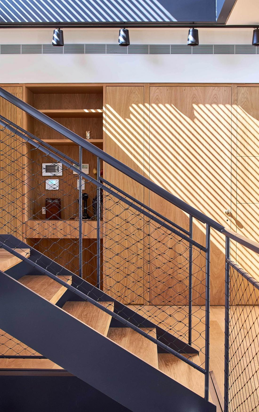 Дом в Израиле по проекту ателье Daniel Arev Architecture 39