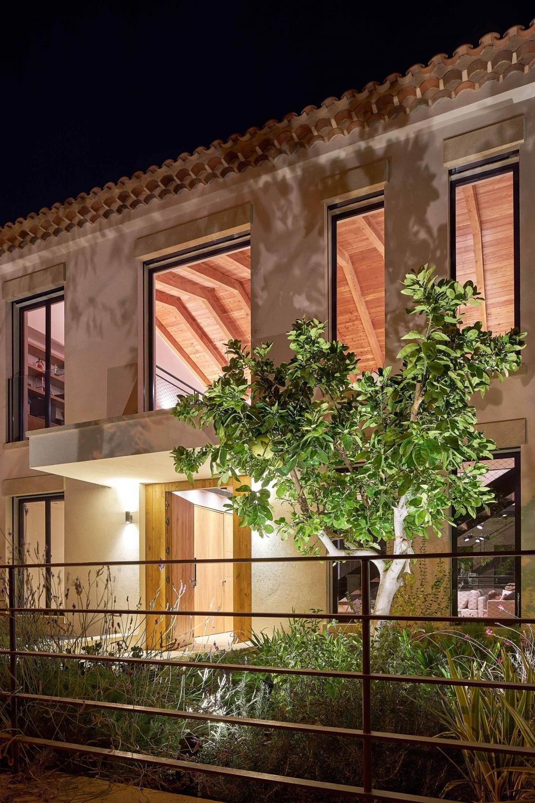 Дом в Израиле по проекту ателье Daniel Arev Architecture 4