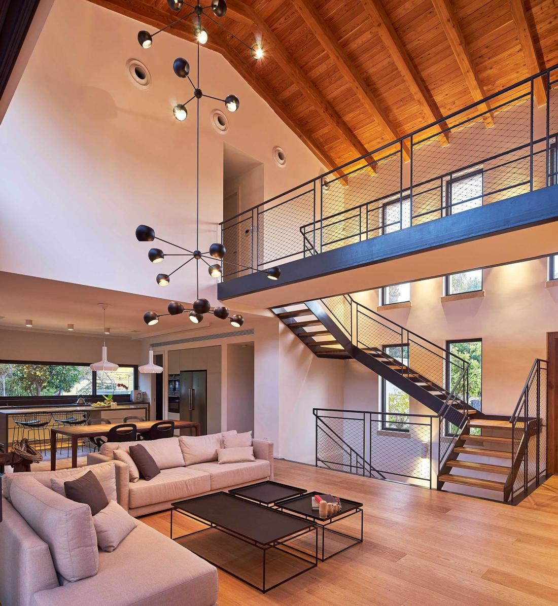 Дом в Израиле по проекту ателье Daniel Arev Architecture 40