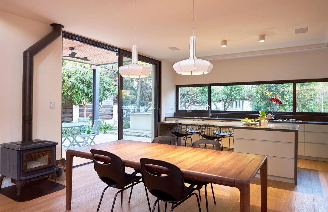 Дом в Израиле по проекту ателье Daniel Arev Architecture 42