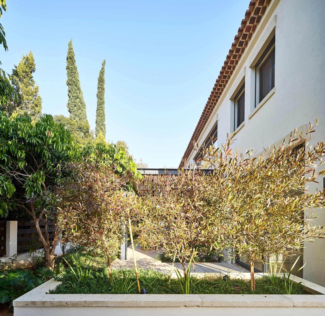 Дом в Израиле по проекту ателье Daniel Arev Architecture 43