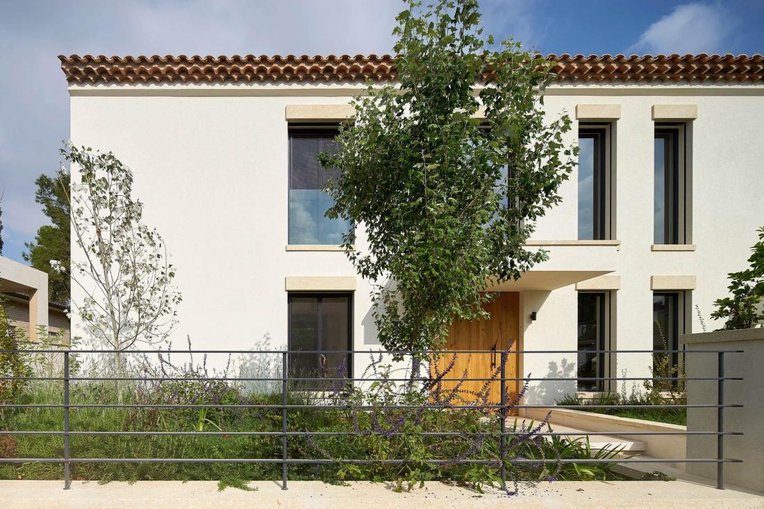 Дом в Израиле по проекту ателье Daniel Arev Architecture 44