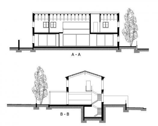 Дом в Израиле по проекту ателье Daniel Arev Architecture 47
