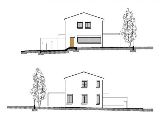Дом в Израиле по проекту ателье Daniel Arev Architecture 48
