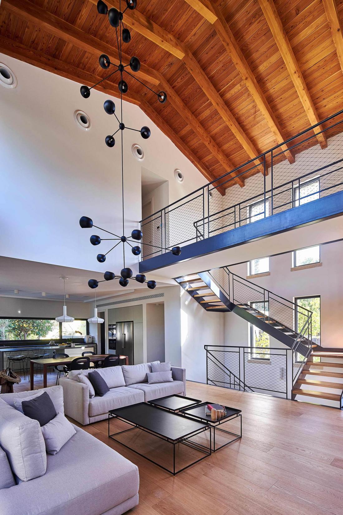 Дом в Израиле по проекту ателье Daniel Arev Architecture 5