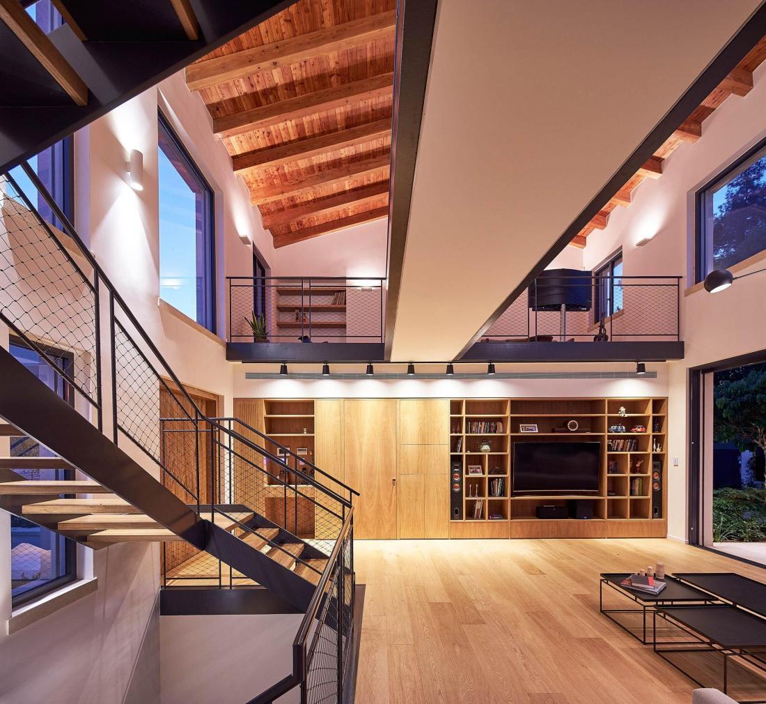 Дом в Израиле по проекту ателье Daniel Arev Architecture 6