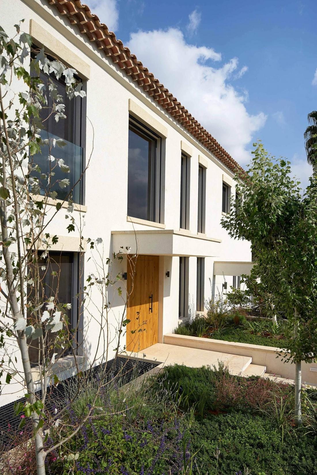 Дом в Израиле по проекту ателье Daniel Arev Architecture 7
