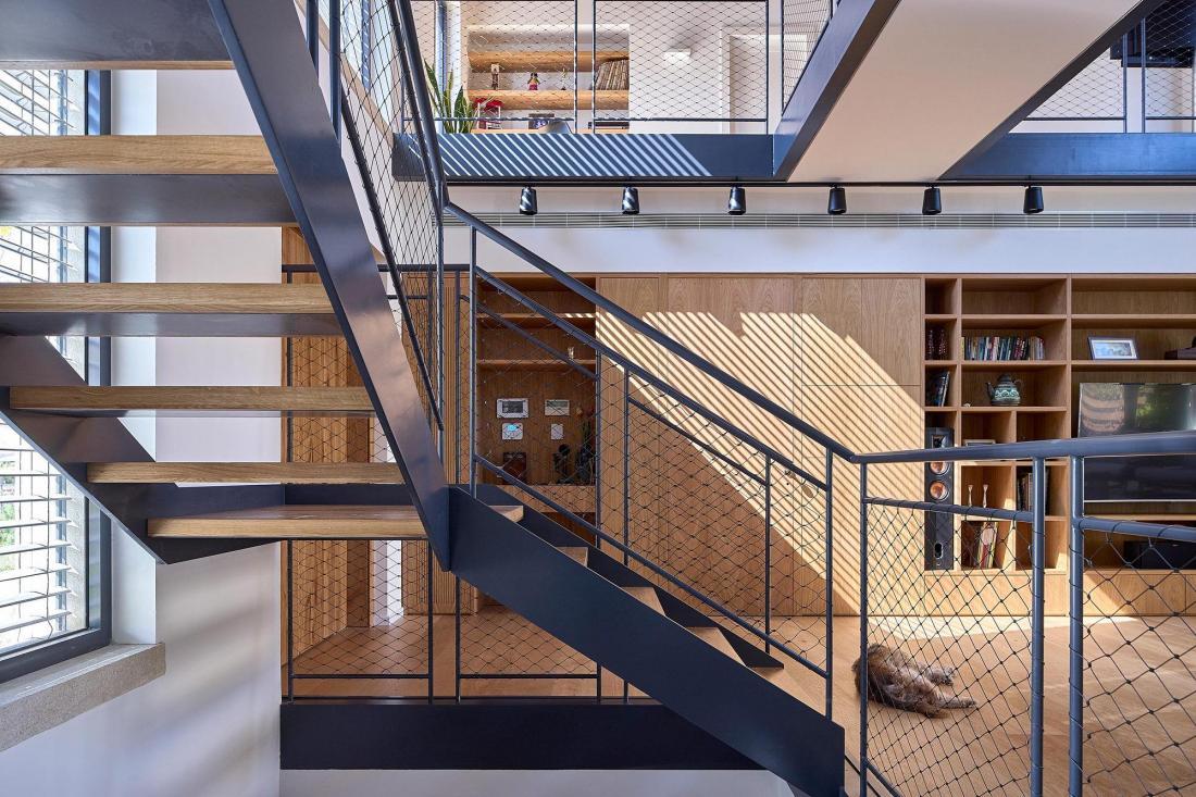 Дом в Израиле по проекту ателье Daniel Arev Architecture 8