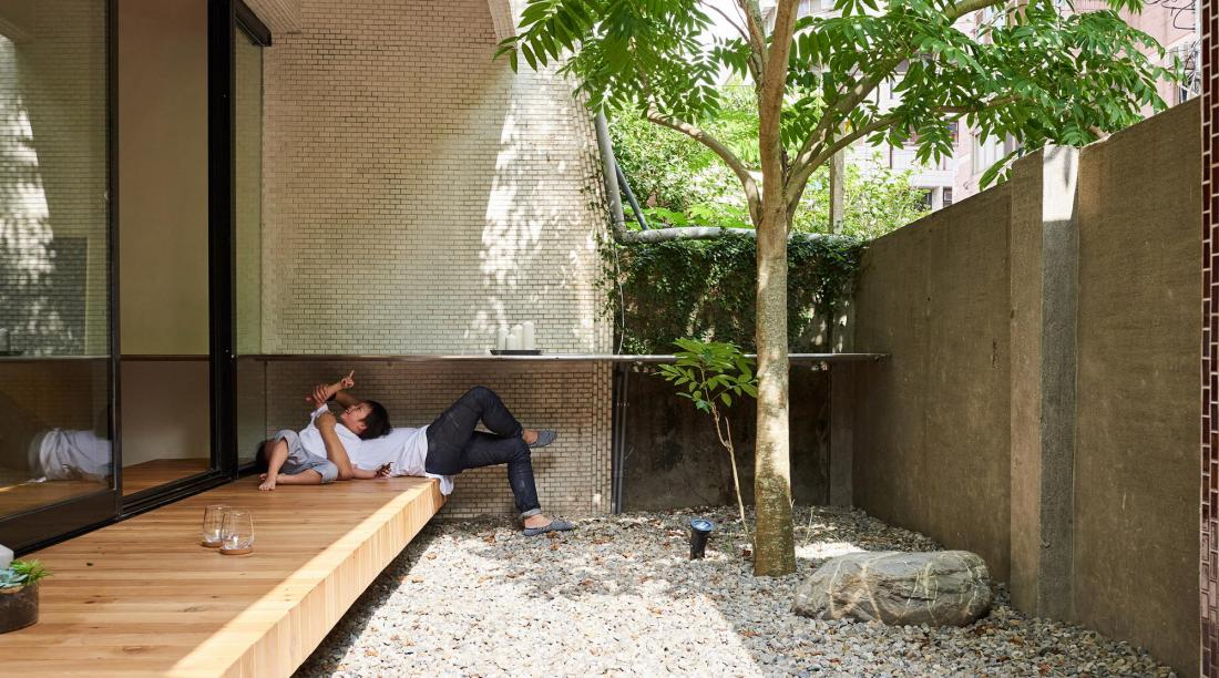 Дом в стиле ваби-саби 11