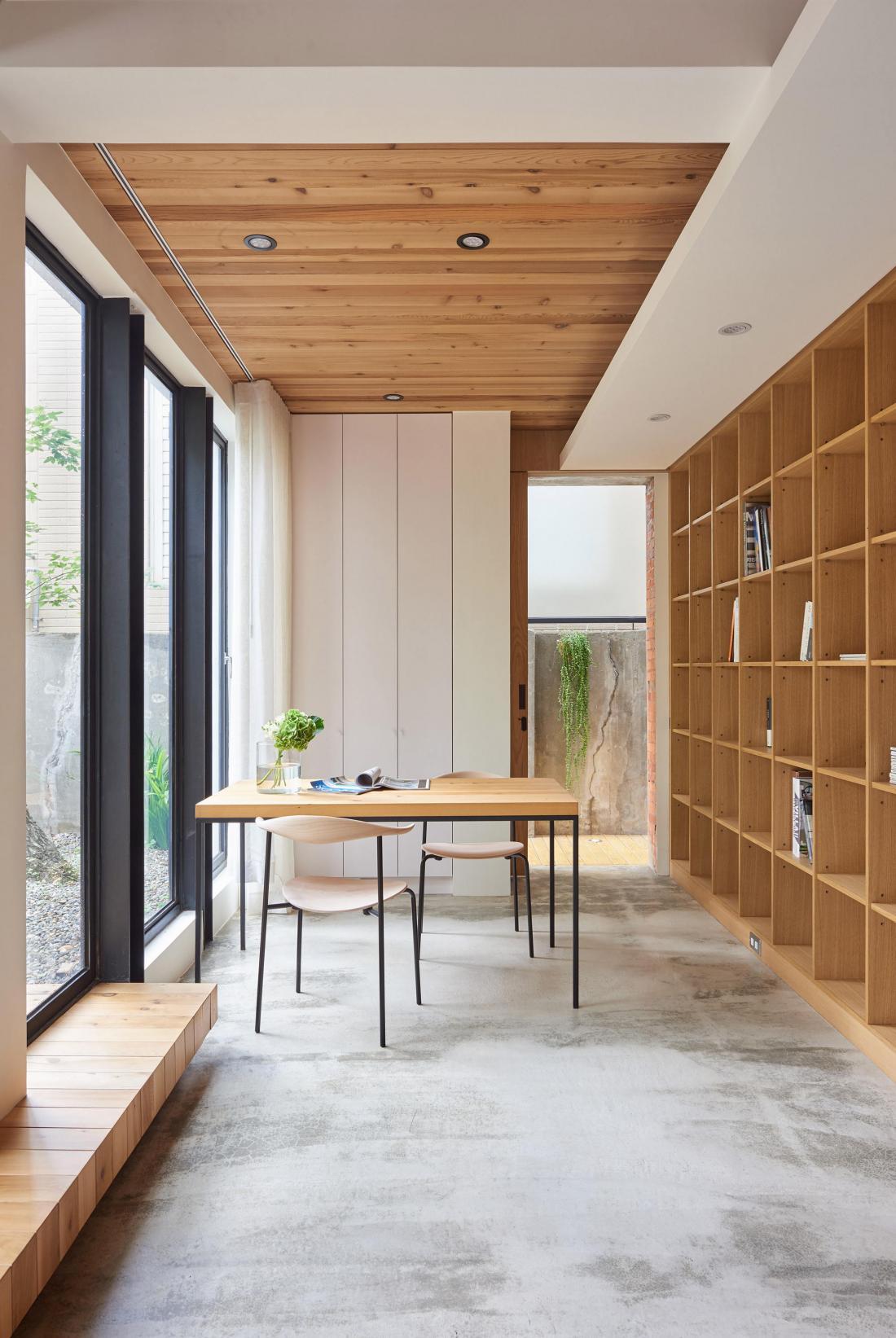 Дом в стиле ваби-саби 5