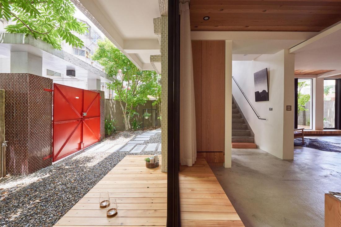 Дом в стиле ваби-саби 6