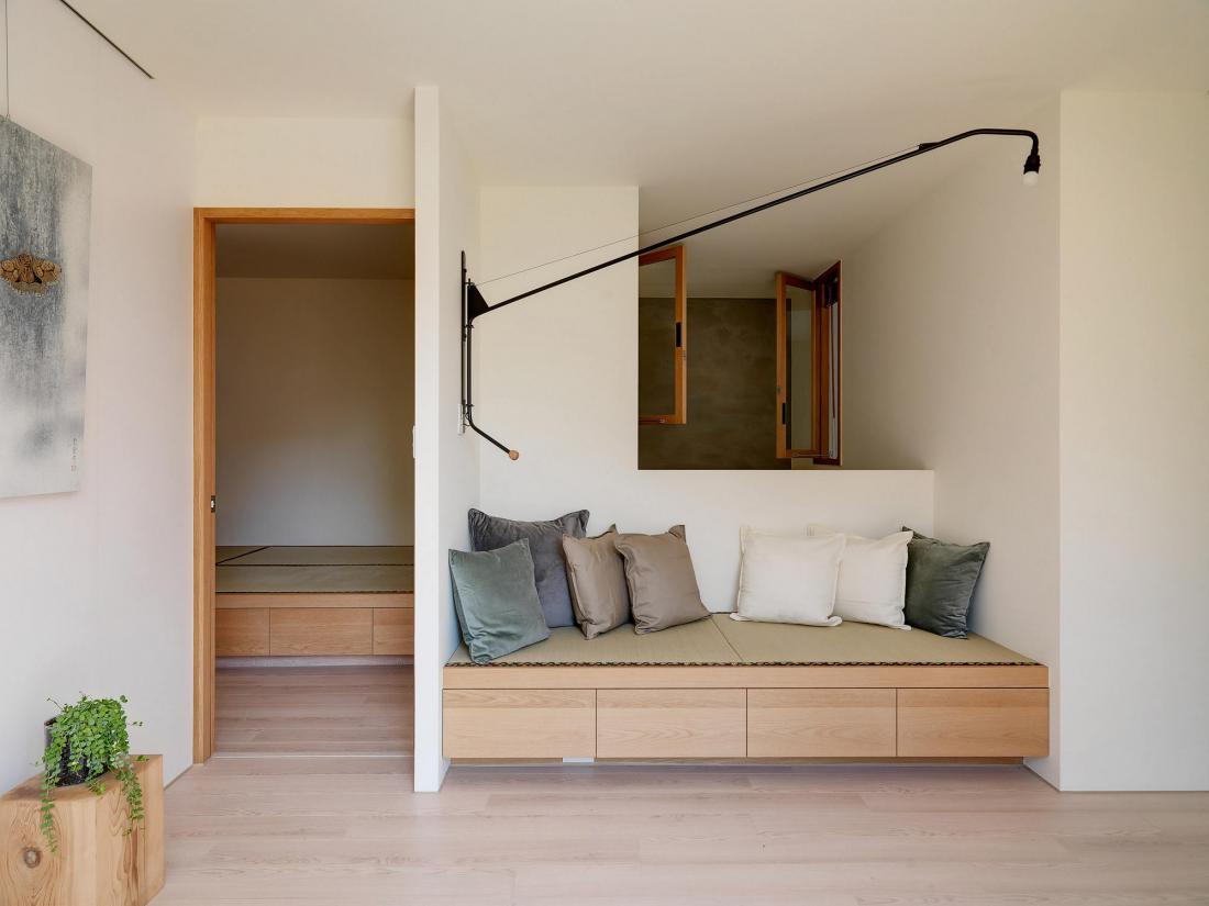 Дом в стиле ваби-саби 8