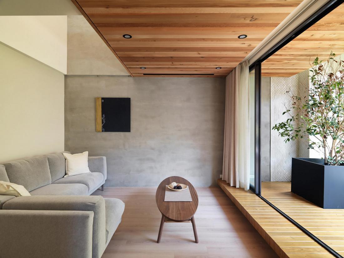 Дом в стиле ваби-саби 9