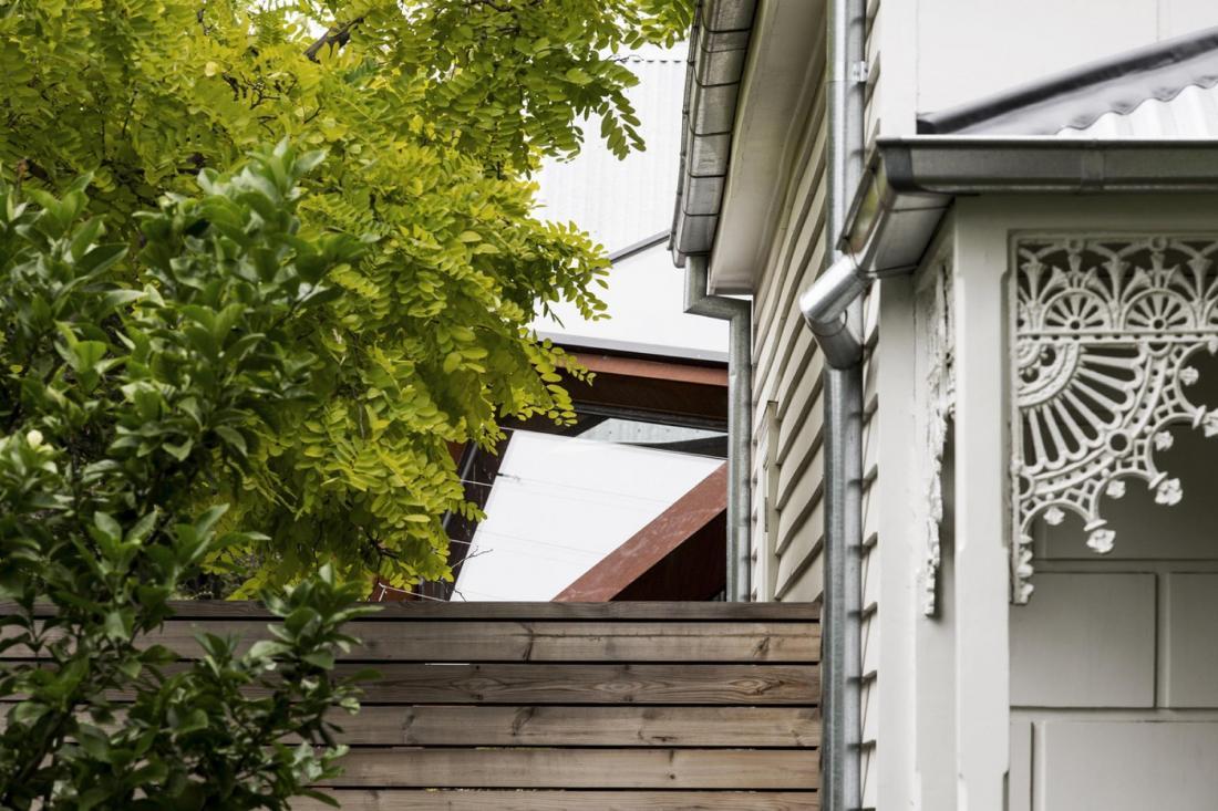 Пшеничный дом от студии Damian Rogers Architecture 12