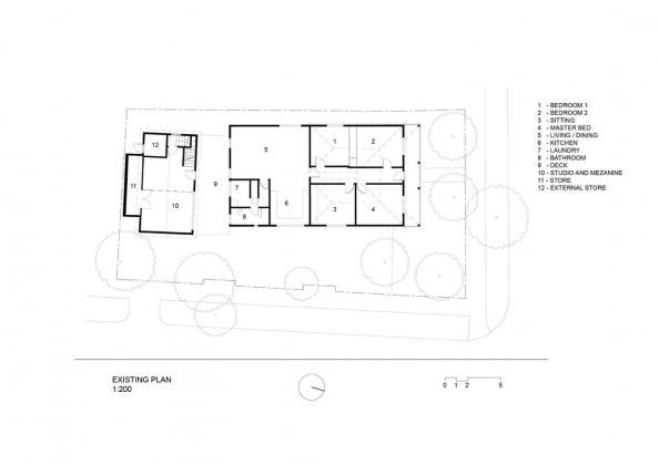 Пшеничный дом от студии Damian Rogers Architecture 17