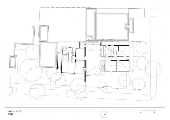 Пшеничный дом от студии Damian Rogers Architecture 18