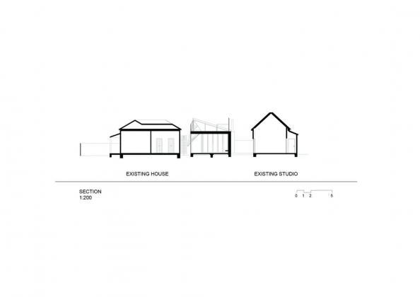 Пшеничный дом от студии Damian Rogers Architecture 19