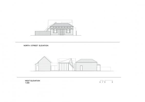 Пшеничный дом от студии Damian Rogers Architecture 20