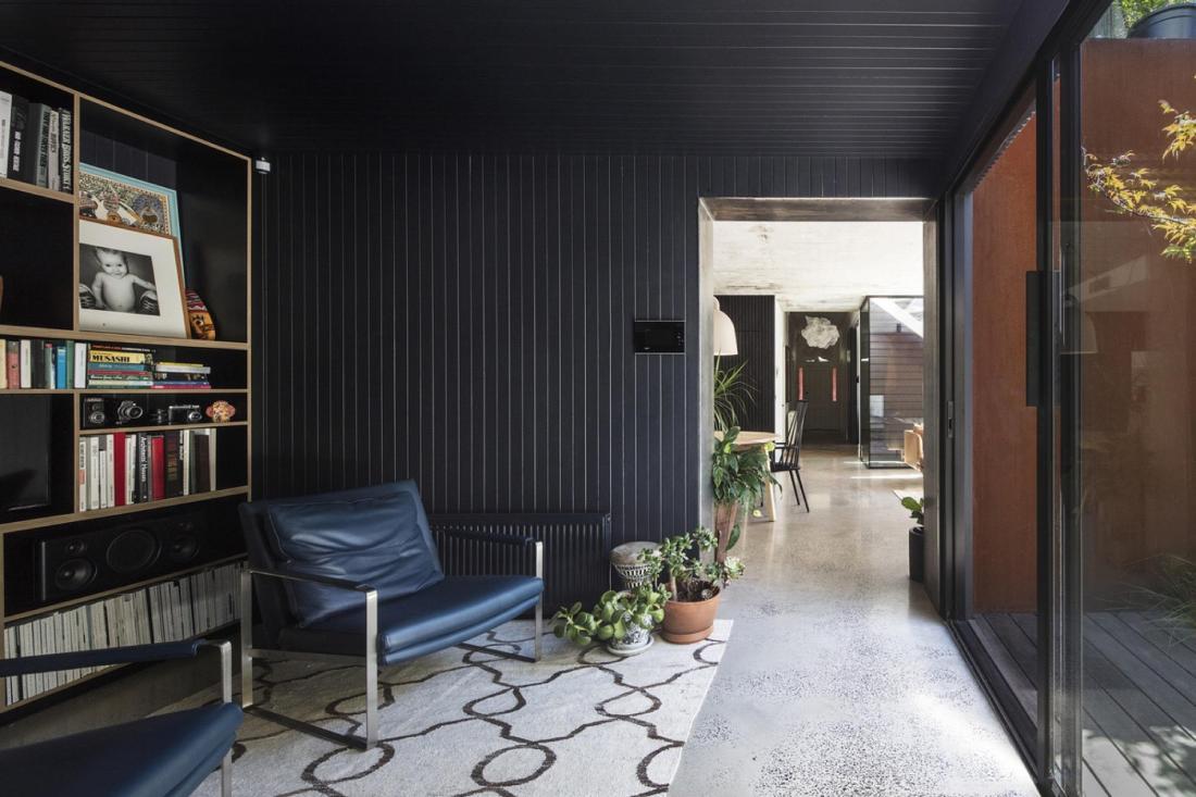 Пшеничный дом от студии Damian Rogers Architecture 5