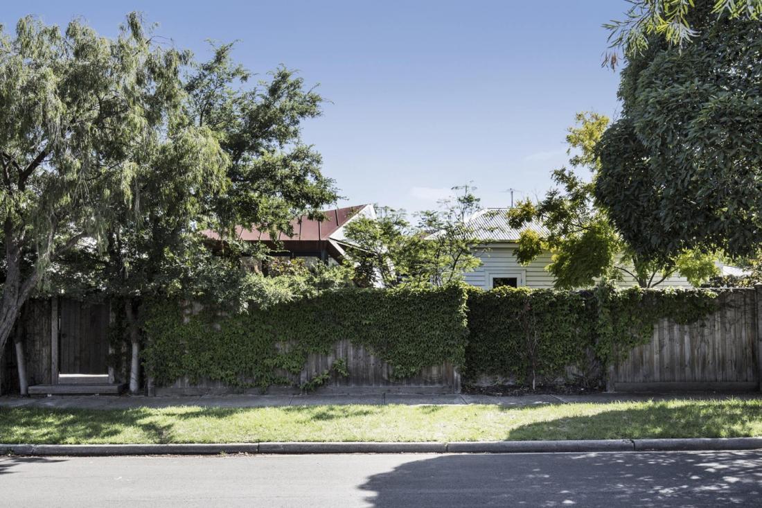Пшеничный дом от студии Damian Rogers Architecture 9