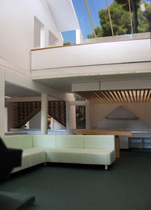 Реконструкция виллы в Кастельдефельс от студии ARQUITECTURA-G 16