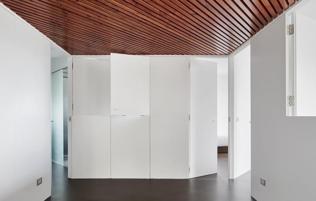 Реконструкция виллы в Кастельдефельс от студии ARQUITECTURA-G 8