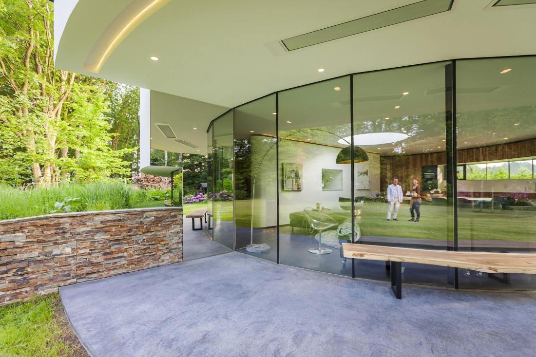 Вилла с обзором на 360° от студии 123DV 11