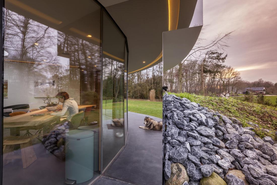 Вилла с обзором на 360° от студии 123DV 12