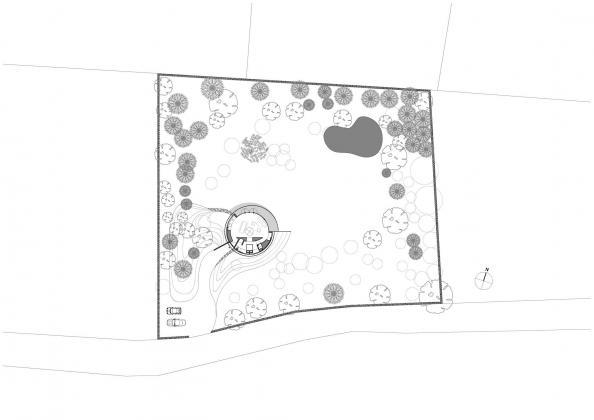 Вилла с обзором на 360° от студии 123DV 15