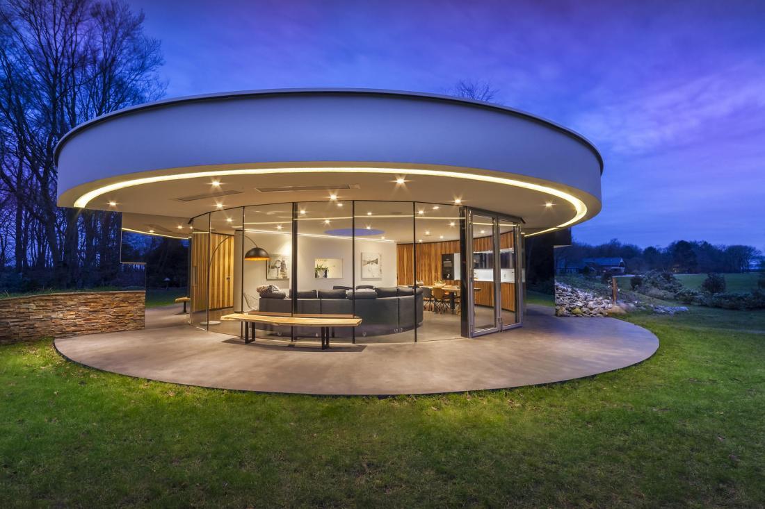 Вилла с обзором на 360° от студии 123DV 6