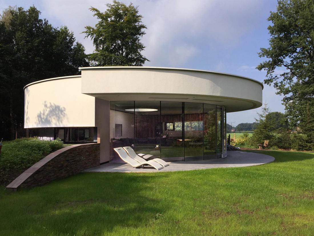Вилла с обзором на 360° от студии 123DV 8