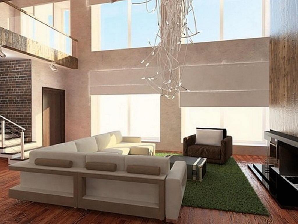 Квартира в стиле лофт 24
