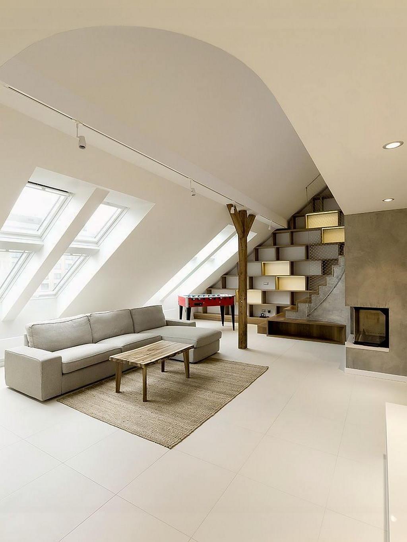 Квартира в стиле лофт в Праге 65