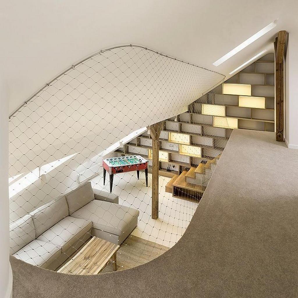Квартира в стиле лофт в Праге 72