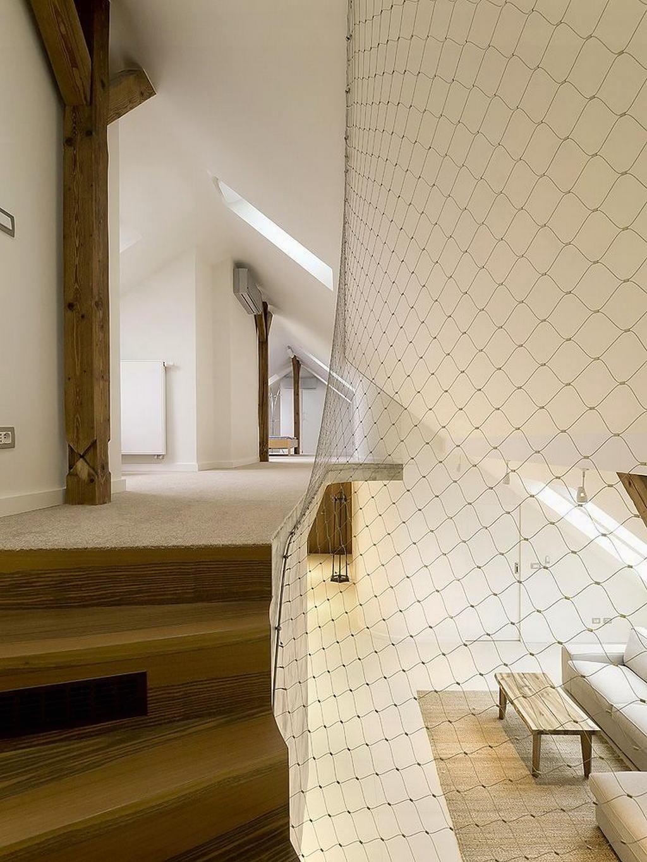 Квартира в стиле лофт в Праге 73