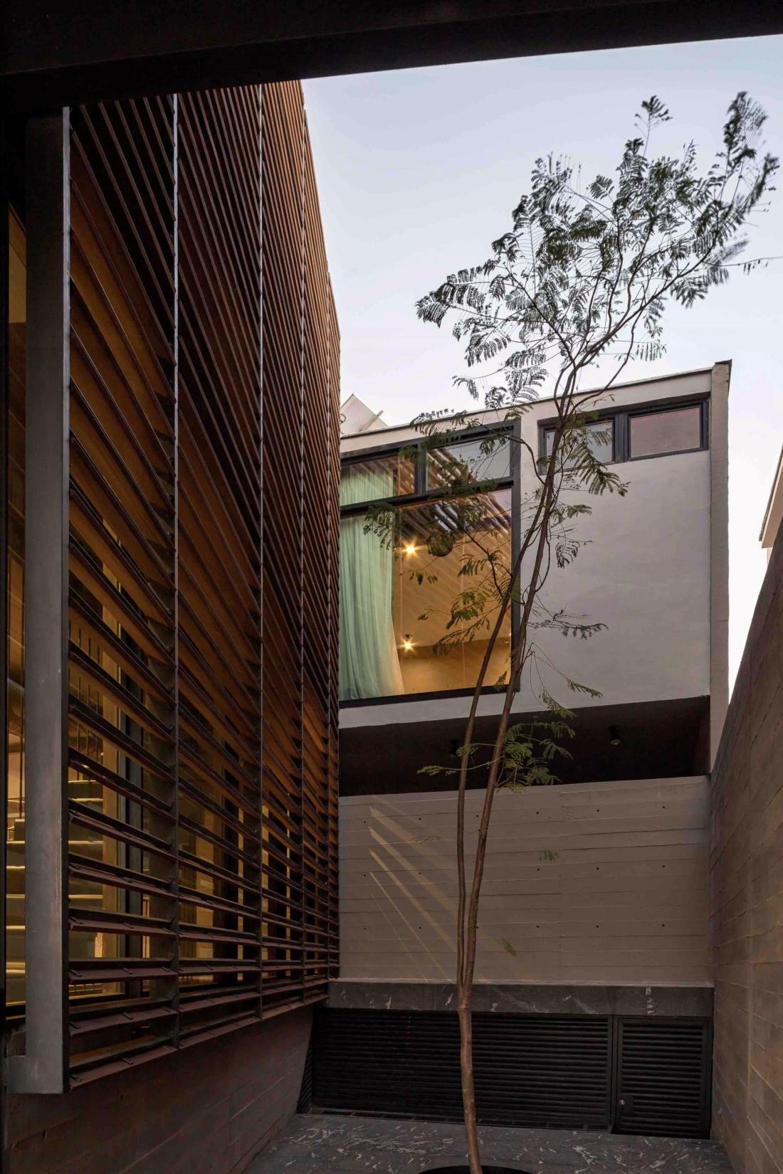 Вилла Cima House в Мексике от студии Garza Iga Arquitectos 11