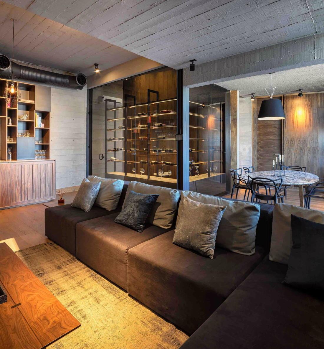 Вилла Cima House в Мексике от студии Garza Iga Arquitectos 12