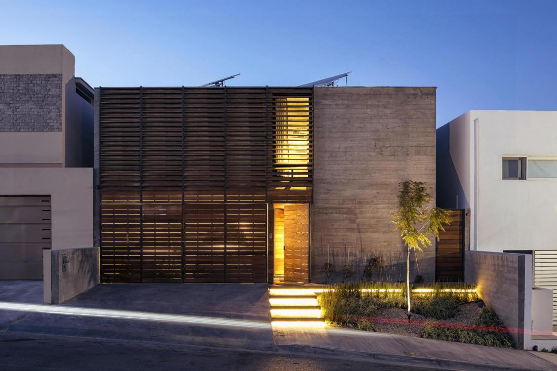 Вилла Cima House в Мексике от студии Garza Iga Arquitectos 14