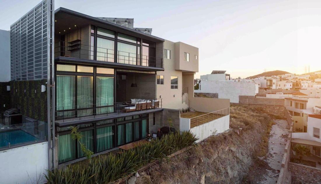 Вилла Cima House в Мексике от студии Garza Iga Arquitectos 15