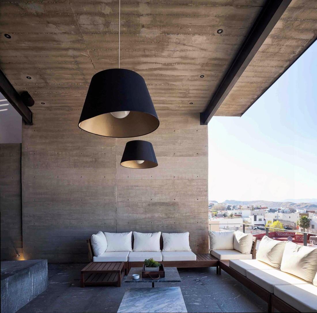 Вилла Cima House в Мексике от студии Garza Iga Arquitectos 2