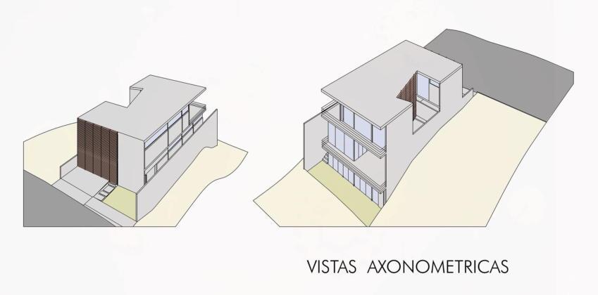 Вилла Cima House в Мексике от студии Garza Iga Arquitectos 20