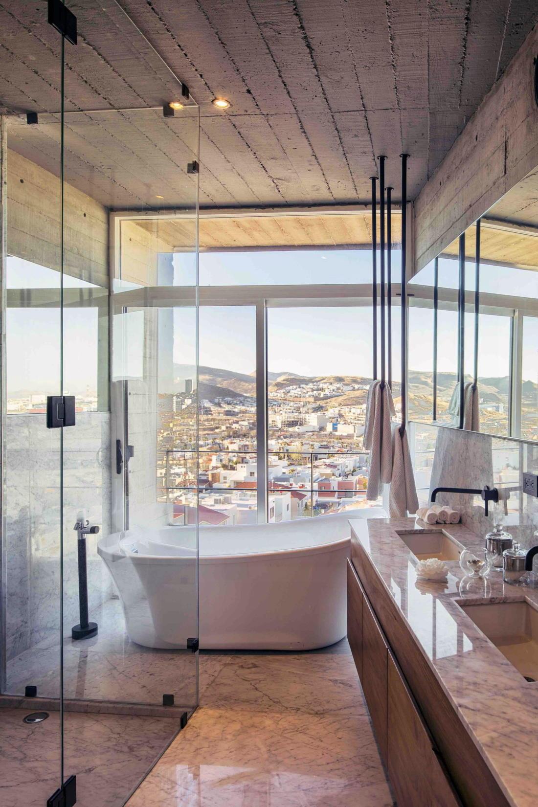 Вилла Cima House в Мексике от студии Garza Iga Arquitectos 3
