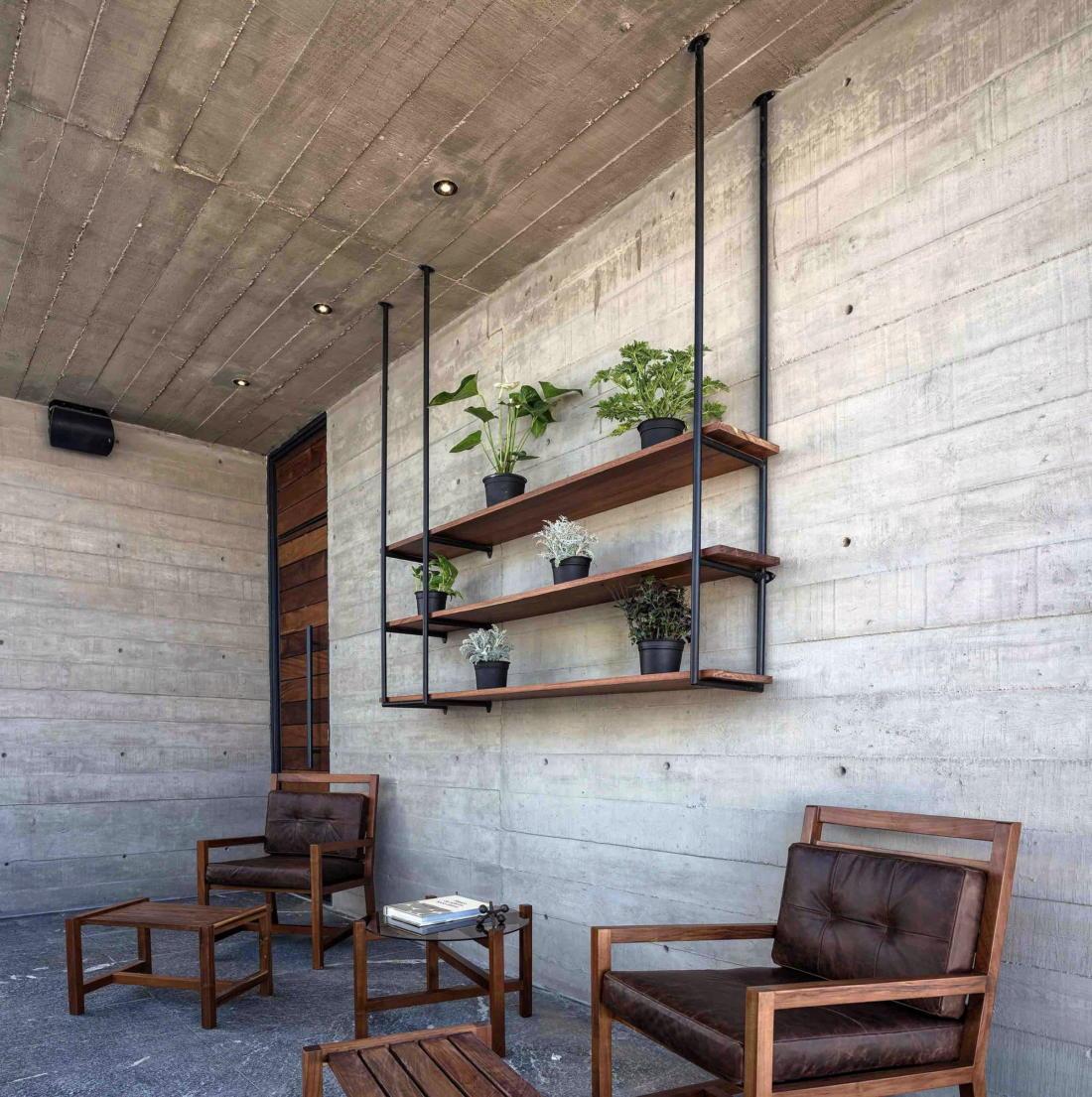 Вилла Cima House в Мексике от студии Garza Iga Arquitectos 5