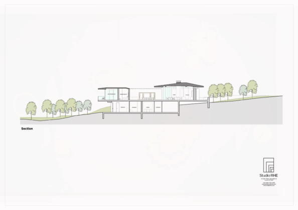 Вилла La Vinya – проект студии Studio RHE 19
