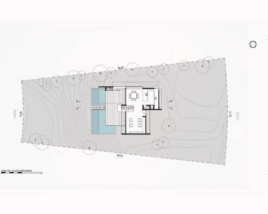Дом в дюнах Аргентины от ателье Luciano Kruk 14