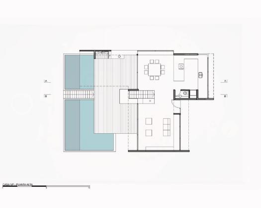 Дом в дюнах Аргентины от ателье Luciano Kruk 16