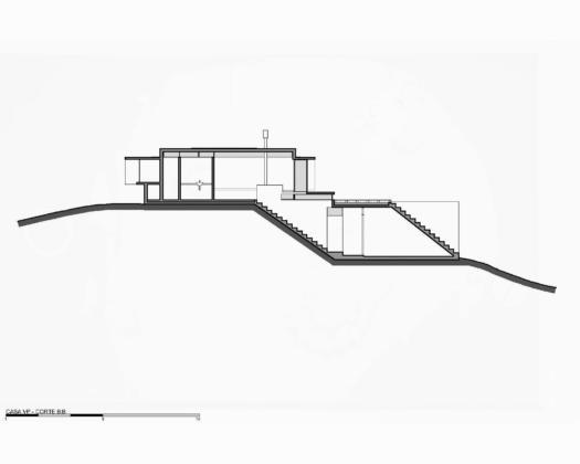 Дом в дюнах Аргентины от ателье Luciano Kruk 17
