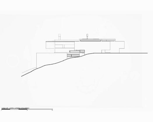 Дом в дюнах Аргентины от ателье Luciano Kruk 19