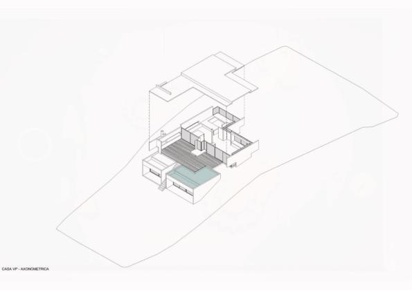 Дом в дюнах Аргентины от ателье Luciano Kruk 23