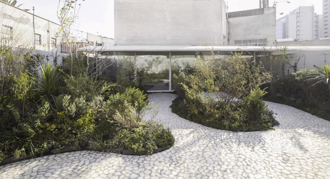 Дом в самом центре Мехико от студии Zeller & Moye 1